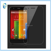 9H 0.26mm 2.5D with Retail Package Tempered Glass Screen Protector For Moto G/G2/G3/Moto X play