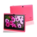 super smart 4GB Rom allwinner a33 quad core 7 inch custom made wifi tablet pc for kids