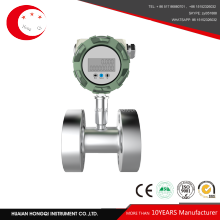 China manufacturer gas/liquid/steam oil flow meter with 4-20mA
