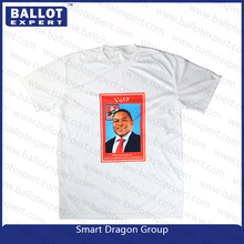 Custom verkiezing t-shirt