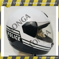 High anti-impact full face Police safety Anti riot helmet and good design military riot helmet