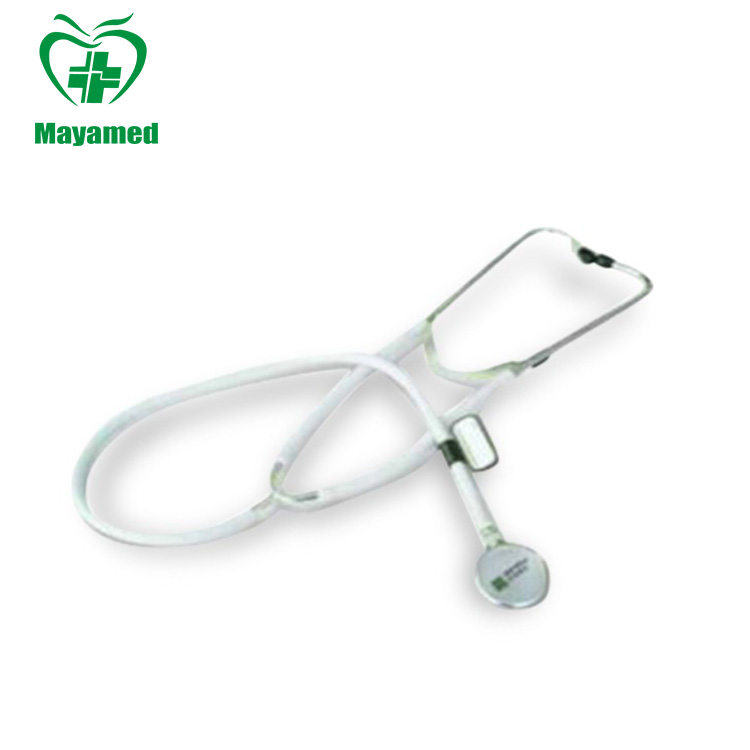 MY-G001 medical health products digital single head stethoscope with factory price