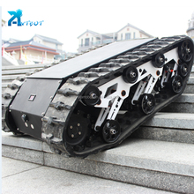 China hot sale Independent suspension rubber track undercarriage