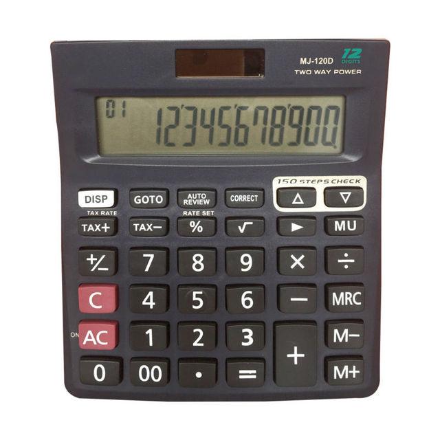 12 Digits General Purpose Electronic Calculator, Business Tax Calculator