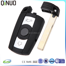 Customized LED color fashion smart remote universal car key for sale