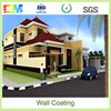 Hot sale exterior wall emulsion paint wall putty price