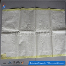 Plastic recycled packaging woven pp used feed bag