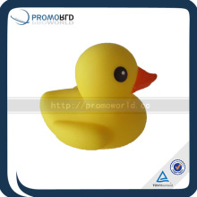 Yellow Floating Rubber Duck