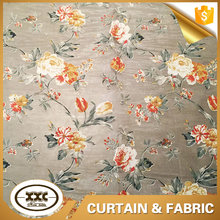 popular high quality beautiful burn out fabric for curtain
