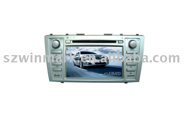 7007-7inch in Car DVD player manufacture/touch screen car dvd player gps/car multimedia/car display/car use TFT LCD monitor