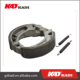 motorcycle spare parts motorcycle brake shoe For WAVE C100/WAVE C110