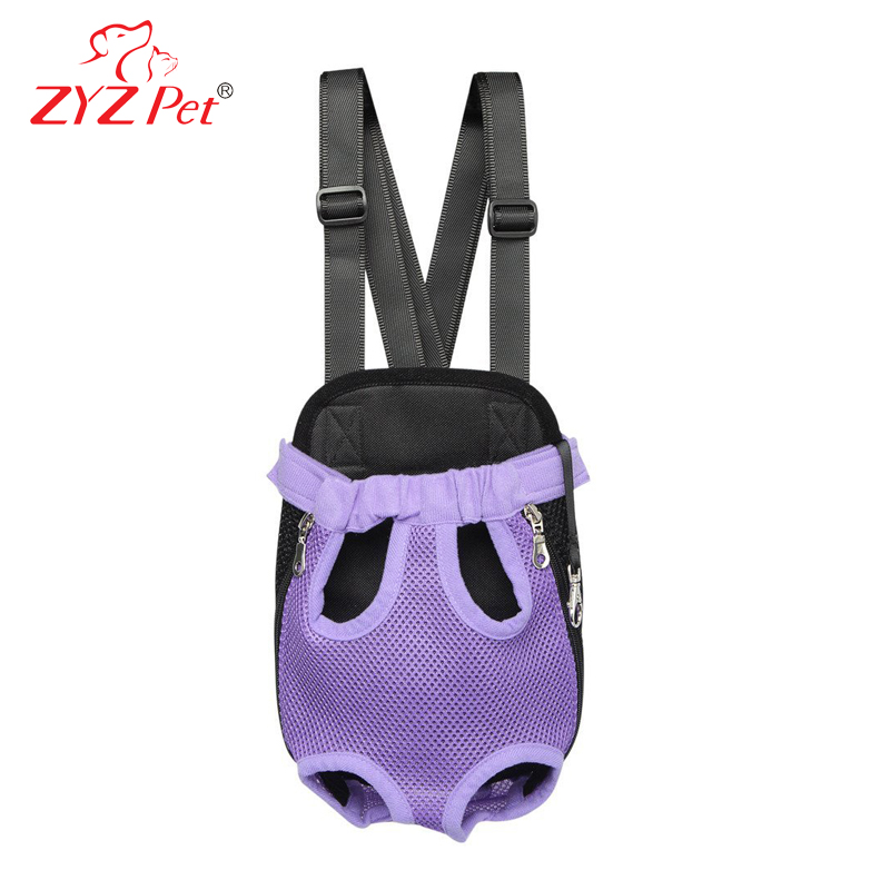 ZYZ PET Cute design cat dog bag durable pet travel bag dog backpack carrier bags to carry small dogs