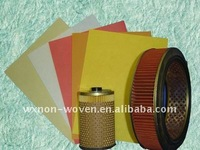 100%polyester automobile needle punched felt