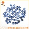 Shining ss4-ss34 MC blue rhinestone hot fix for garment accessories