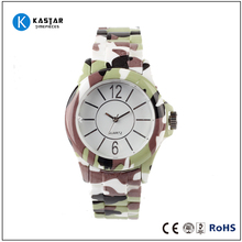 Promotion items military plastic watch