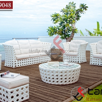 Luxury Outdoor Furniture Modern Style Rattan