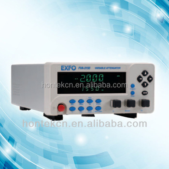 fiber optic Variable Attenuator EXFO FVA- 3150 fiber optic Variable Attenuator PRICE equal to FVA-600 handheld
