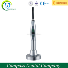 Foshan Compass teeth machine 5W wireless pedestal charging LED dental curing light