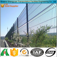 2x2 Welded galvanized wire mesh fence panels