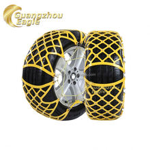 New Product For 2016 High Quality Car Rubber Snow Tire Chain Mesh ,Rubber Snow Tire Chain