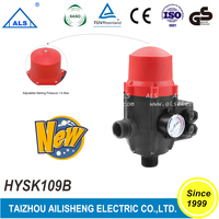 2016 hot sale electronic automatic pump controller/water pump automatic pressure switch/pressure control