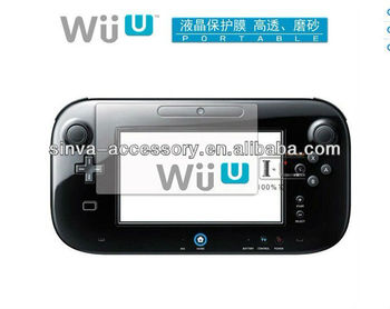 New Arrival screen protector for Wii U