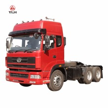 6x4 China Prime Mover International Tractor Truck Head For Sale