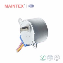 6v 35BYJ412 gear stepper motor for smart valve