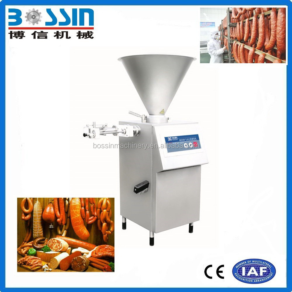 China competitive price professional sales vegetarian sausage filler