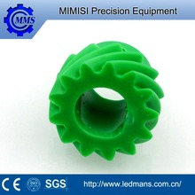 MMS Plastic Injection Mould Professinal Processing Custom Small Plastic Gears