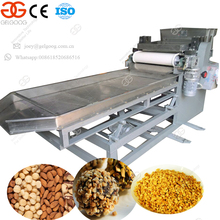 High Quality Walnut Almond Peanut Cashew Stainless Steel Automatic Almonds Processing Nut Cutting Machine