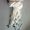 High Tenacity colored 100% Cotton core rope cord for Clothes