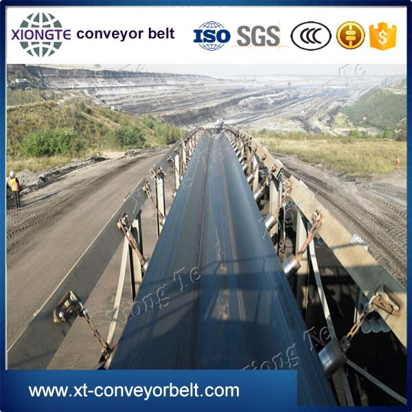 fabric carcass endless rubber overland conveyor belt