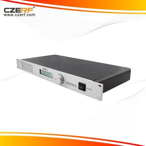 CZE-T501 50W FM Audio Broadcast Transmitter for video camera crane multimedia audio amplifier