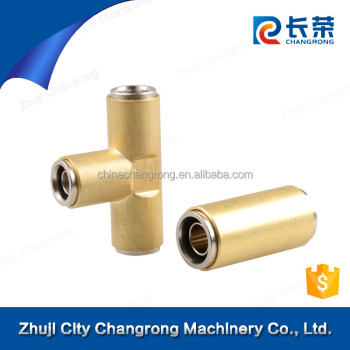 copper straight fittings/brass fittings
