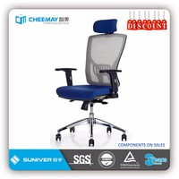 Back Office Chair Race Executive Computer Chair Parts