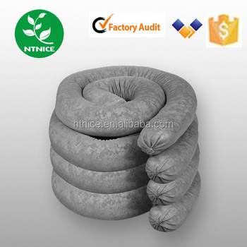 Polyethylene Grey Universal Absorbent Booms