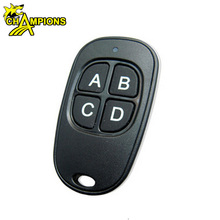 Remote car key 315mhz/433.92mhz remote control alarm garage AG061B