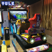 Game City Arcade amusement machine video game console simulator driving car racing game machine