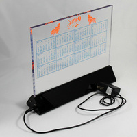 High Quality Electron Desk Calender