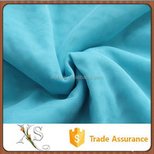 China Supplier Cozy Home Textile Tulle power polyester Mesh Fabric For Home Curtain