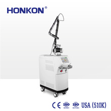 HONKON Top sale /Medical clinic/big salon use/ Professional 1064nm & 532nm new laser for tattoo remove