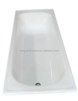 bath tub steel bathtub enamel steel bathtub hot tub cheap price tub bath