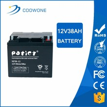 Hot Sale 12V 17Ah Rechargeable Battery external storage batteries