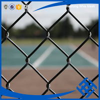 Factory Price chain link fence poles
