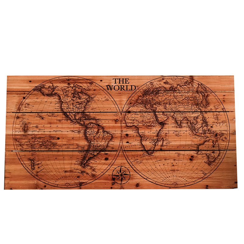 Laser cut unique custom art craft carving wood prints wall <strong>decor</strong>
