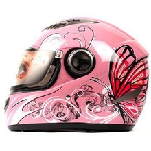 Popular style motorcycle racing motorbike casco full face helmet