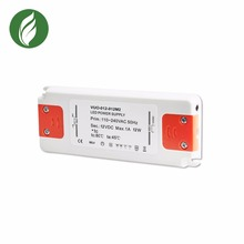 2017 High quality constant voltage 12w 1000mA 12V led driver switching power supply circuit