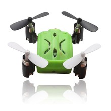Latest Skytech M69 Mini RC Drone 2.4G 4CH 6Axis 360 Flips Climb RC Quadcopter Drone Gyro with Protective Cover RTF