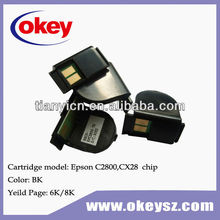 Toner Reset Chip used for Epson AcuLaser C2800